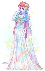 MLP Design: Rainbow Dash by Flying-Fox