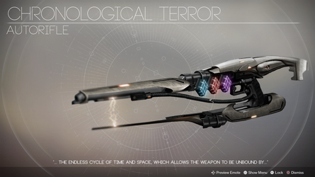 Cronological Terror (Concept by DrakrylosTH) by Rageblade66