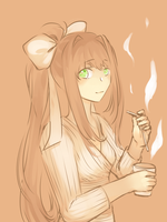 Monika by Kechuppika
