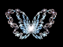Fractal- Collective Butterfly by dragontech22
