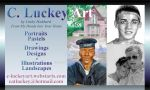C. Luckey Art Banner by Catluckey