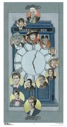 I am the Doctor by sarahwilkinson