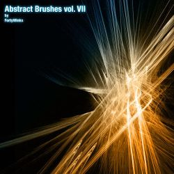 Abstract brush pack vol. 7 by forty-winks