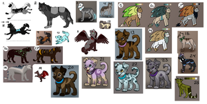 Round Two Adopts by Subberz