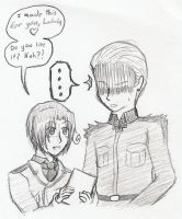 APH Sketch - Italy and Germany by Lady-Drake-Chan