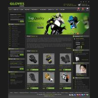Gloves Shope 2nd Color by Grafeco