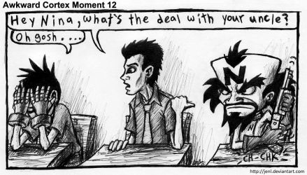 Awkward Cortex Moment 12 by JenL