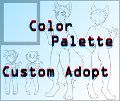 [Color Palette Adopt .01.] [CLOSED] by KoffeeAdopts