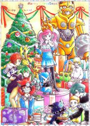 [APPMON] Merry Christmas! by fish-in-fridge