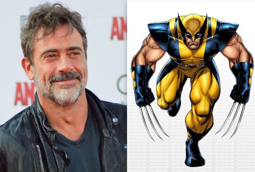 Jeffrey Dean Morgan as Wolverine by BlackBatFan