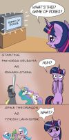 Game of Pones by PeichenPhilip