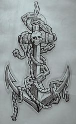JG's Anchor Tattoo opt1 by TheMacRat