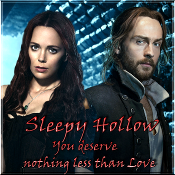 Ichabod and Katrina - Nothing less than love by Into-Dark