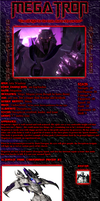 Megatron: TFP Falling Skies Profile by Jetta-Windstar