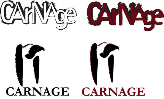Carnage logo Designs by ingrassiachristina