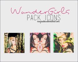 Wonder Girls - Icons by mayradias