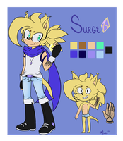 Surge - Ref by MightyMorg