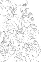 TF Animated Inks cvr by MarceloMatere