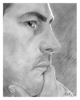 Iker Casillas by Alex-Soler