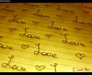 I Love you by OCL