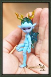 DRAGONIA 7 CM MICRO FAIRY by DreamHighStudio