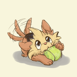 Lillipup by Flame-Shadow