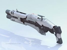 Plasma Rifle 2 by ivangraphics