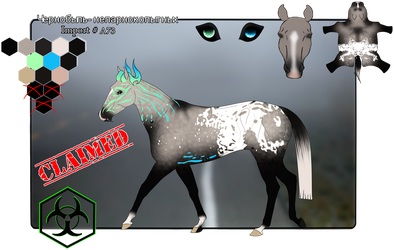 Chernobyl-Equines  Import A73 CLOSED by CherryBlossomEstates