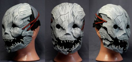 Dead by Daylight game Trapper mask by Creoharry