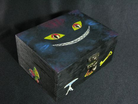The smiling box by JackFost