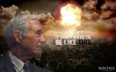 Ron Paul - It didn't have to be like this by g3xter