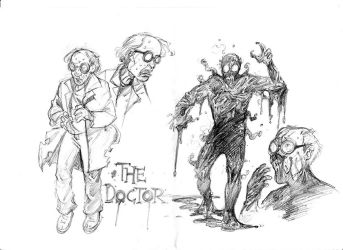 The Doctor by Marzookie