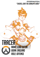 Tracer by JMK-Prime