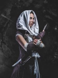 Ine's Creed II by stiksphotography
