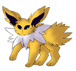 Wow Its A Jolteon by Mega-Icarus