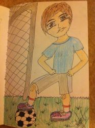 Soccer Boy by likes2have