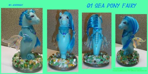 G1 Sea Pony Fairy by Hindsightis2020