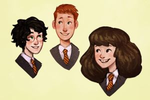 First Years by reynagroff