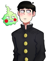 MOB, MOB, WHAT DO YOU WANT? by Keerrin-M