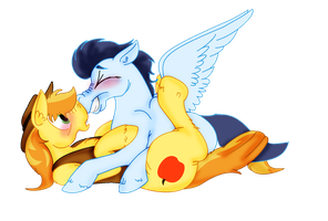 I ship it because.. by JennytheJackass