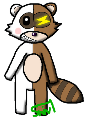 Timookee - Danganronpa OC by snivyfanno1