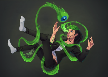 JackSepticEye by JoyceW-Art