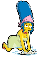 Marge The Desperate Housewife by LeeRoberts