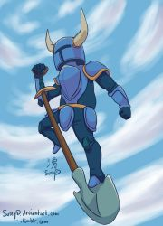 REQ: Shovel Knight by SureyD
