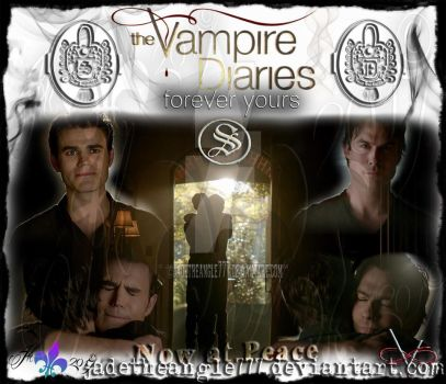 The Vampire Diaries Now at Peace by JadeTheAngle777