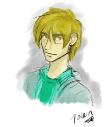 Remus Lupin by jolly2
