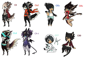 Adopts -Set Price - open by Nishipu