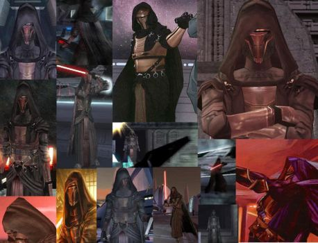 Darth Revan by stranger86