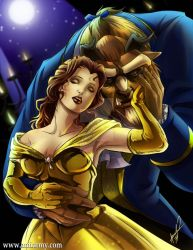 Beauty and the Beast by Amelie-ami-chan
