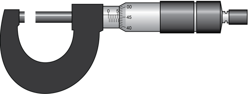 Editable Micrometer Caliper by mewtwo-EX